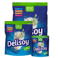 Delisoy Natural Sin Lactosa
