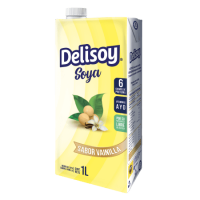 Delisoy Soya Vainilla