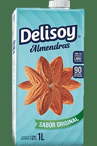 Lanzamiento Delisoy Almendras