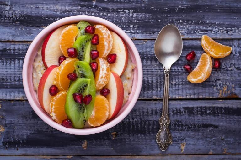Receta Bowl con Delisoy Natural Sin Lactosa