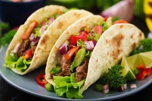 Receta Tacos